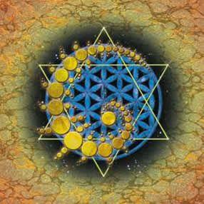 DESPERTAR DIVINO Cada um é um ser divino que se esqueceu de quem verdadeiramente é.Essa imagem acorda sua alma qto ao seu verdadeiro propósito divino e conexão com o reino espiritual, que transcende o mundo físico.A justa posição das formas fala do lado espiritual de sua consciência e traz aquele sentimento de divindade ao seu presente estado de consciência.Isso consiste de modelos de manifestações espirituais em sua existência presente.>Eu sou um ser divino que faz parte de um plano maior.