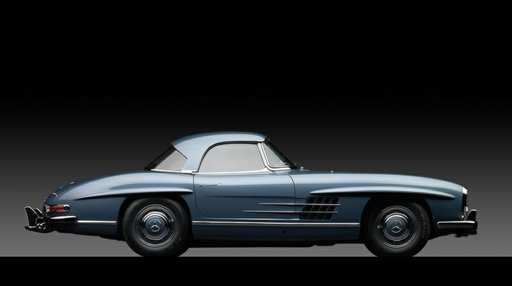 1960 Mercedes-Benz 300 SL Roadster Image by Michael Furman ©2013 Courtesy of RM Auctions.