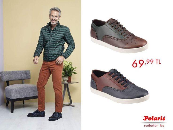 Erkekler için casual tarzını ve sonbahar renklerini birleştiren en trend modeller Polaris'de... #AW1617 #newseason #autumn #winter #sonbahar #kış #yenisezon #fashion #fashionable #style #stylish #polaris #polarisayakkabi #shoe #ayakkabı #shop #shopping #men #womenfashion #trend #moda #ayakkabıaşkı #shoeoftheday