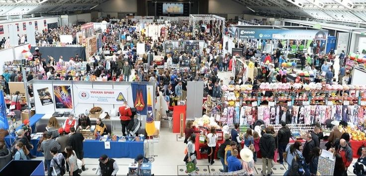 Tips For Your First Comic Convention via Assembly of Geeks