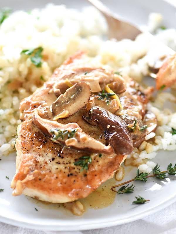 Chicken Breast Recipes With Chicken Broth