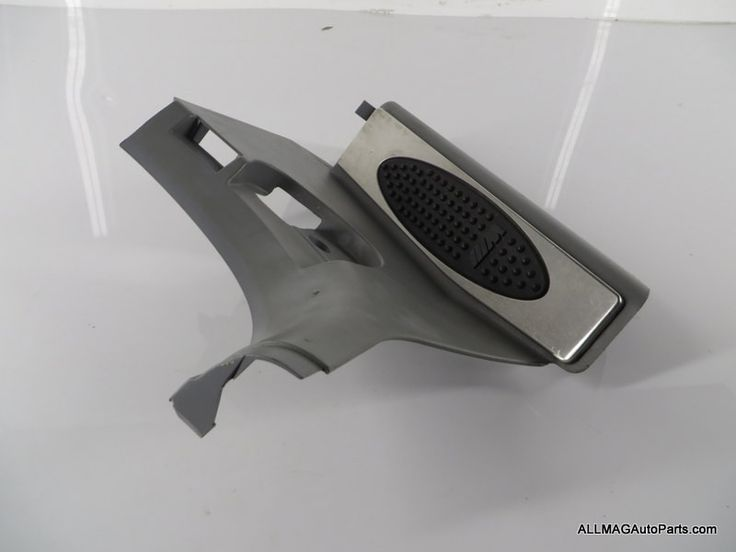2000-2006 BMW 3 Series M3 Left Front Lateral Trim Panel Foot Rest 57 51437894565 E46