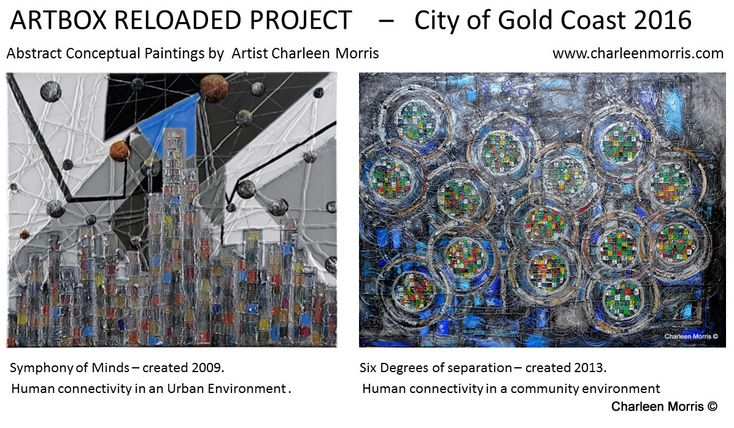 ARTBox Reloaded Project City of Gold Coast 2016