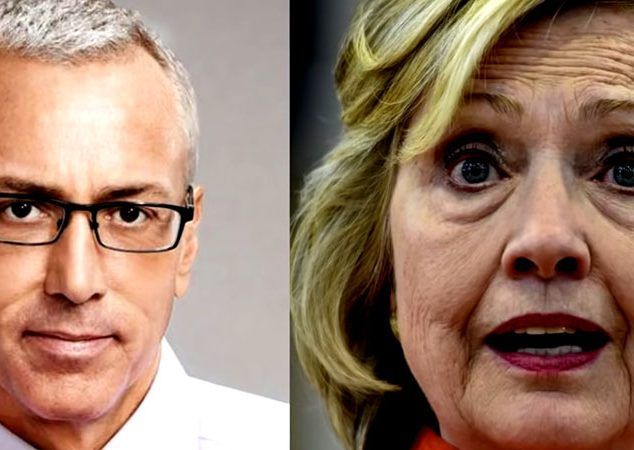 SILENCING DR, DREW: On August 16th, Dr. Drew gave a radio interview where he was…