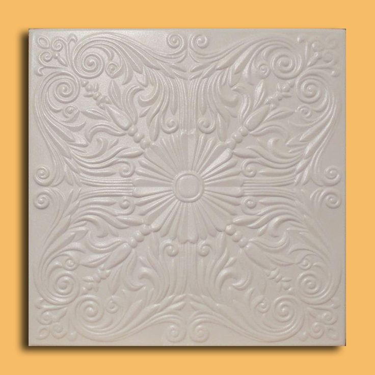 Styrofoam Ceiling Tiles Paintable Products I Love