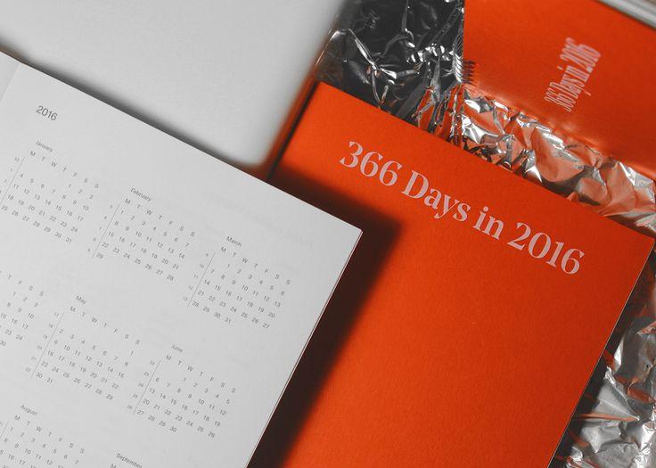 Antalis Planner & Calendar 2016 on Behance