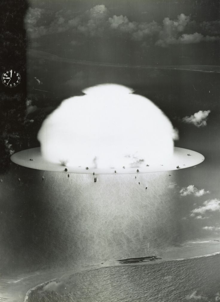 107 best Nuclear Bomb images on Pinterest | Mushroom cloud, Atomic ...
