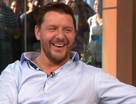 Manu Feildel's weight loss challenge