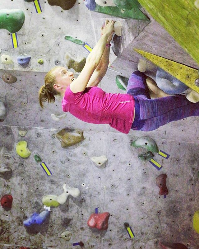 Fighting for it #climbing #bouldering #sydneybouldering