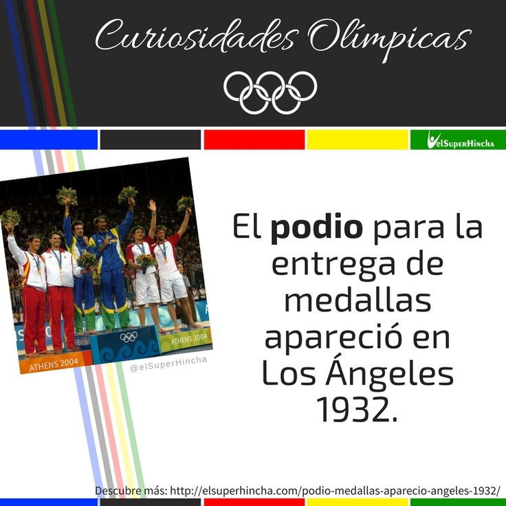 Hasta los años 30 las medallas se entregaban en la ceremonia de clausura y todos los atletas desfilaban por delante de las autoridades... #CuriosidadesOlimpicas #JuegosOlimpicos #Rio2016