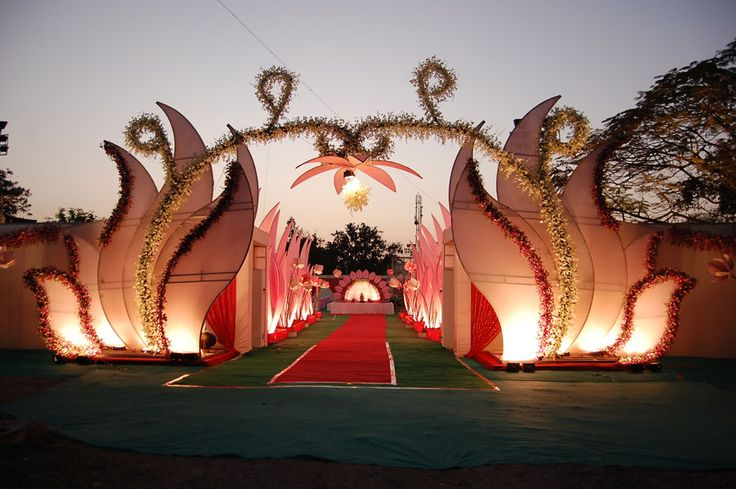 Welcome Gate, Service Provider of Welcome Gate in Vadodara Gujarat India - CARNIVAL FOOD COURT