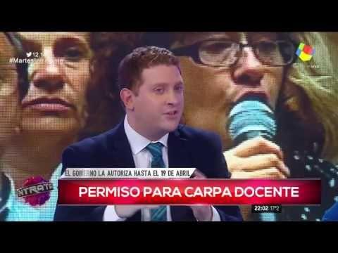 Intratables 11/04/17 Programa Completo Santiago del Moro Parte 2 HD