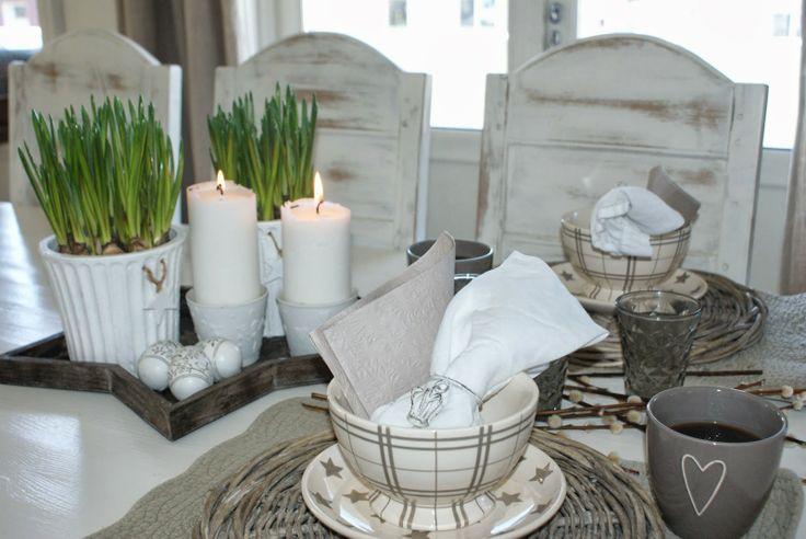 Mille Moi: Stemningsfult frokostbord med Hverdagslykke!