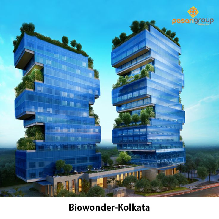 #Biowonder - Kolkata The contractor of Biowonder is Eversendai.The superstructure is of reinforced concrete and steel. Resistance to earthquake and wind forces has been incorporated through diagonal steel bracings and steel virendeel girders. The usage of high-value transmission glass having low conductivity to solar heat and high tolerance to ultraviolet rays allow sufficient daylight and meet the requirements of LEED building certification.
