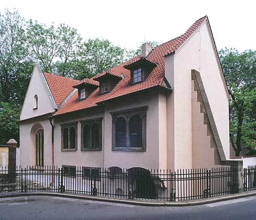 Pinkas Synagogue, 1535