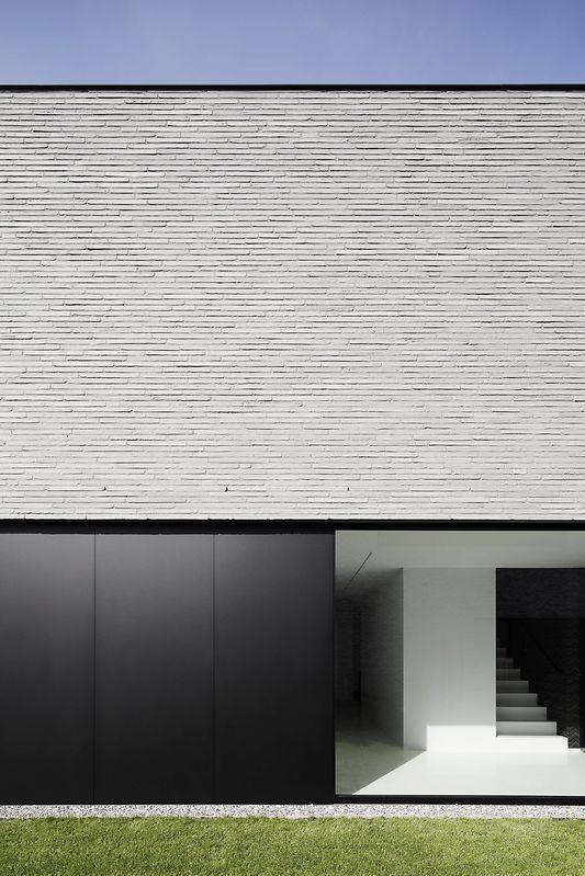 Francisca Hautekeete - architect Gent - H - Drongen - huis