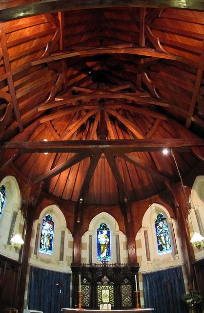 St Barnabas Church, Norfolk Island by LSydney, via Flickr
