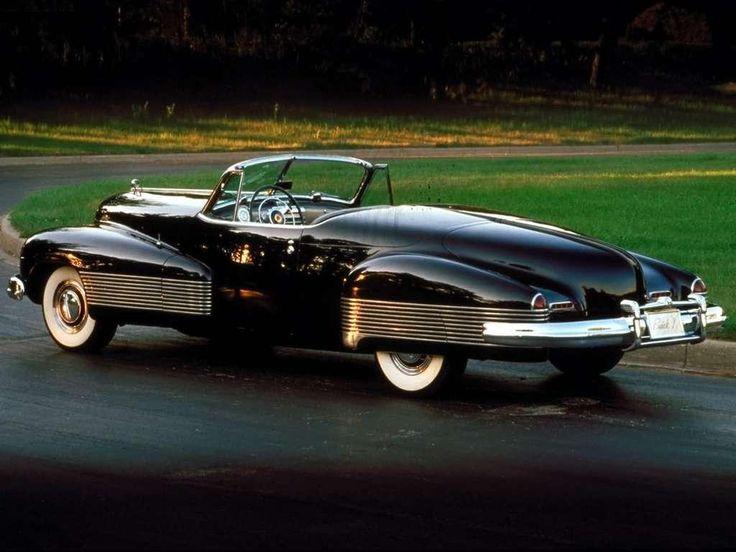 buick yjob concept 1938 antique car