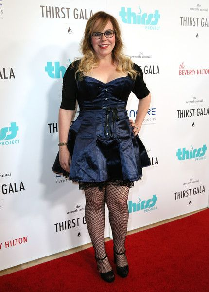 Actress Kirsten Vangsness attends the 7th Annual Thirst Gala