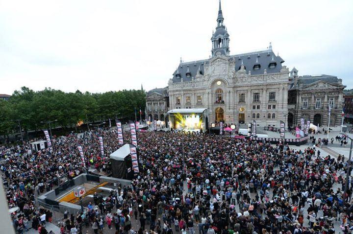 Concert NRJ du 12 juillet 2014| © A loubry - Ville de Roubaix