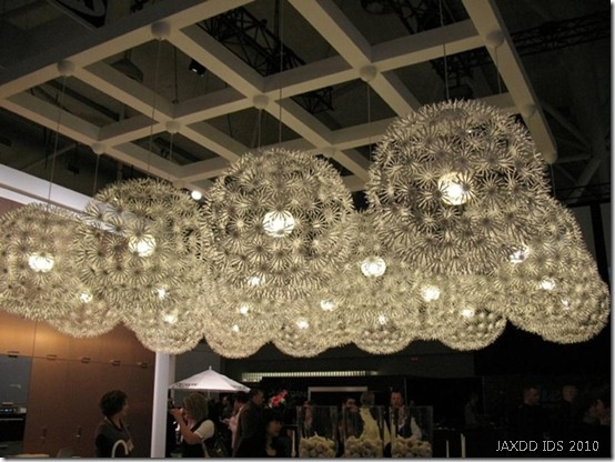 bar lighting ideas. how great do these dandelion lights look grouped together bar lighting ideas