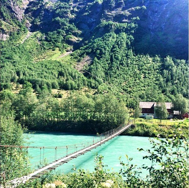 Jostedalsbreen National Park, Norway