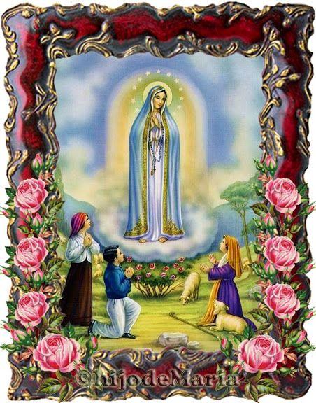 Rezad por el Papa, rezad por la Iglesia, por los pecadores HACED PENITENCIA!