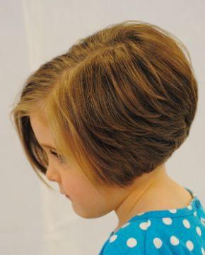 Little Girl Haircut @dj's Style Salon in Cincinnati Ohio