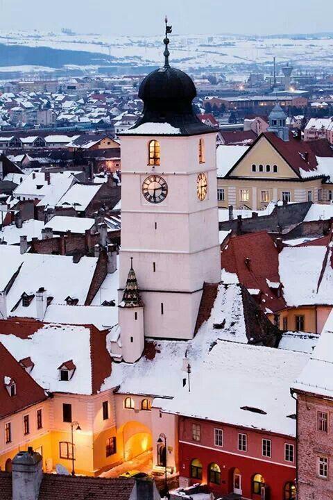 Sibiu, Transylvania, Romania, www.romaniasfriends.com