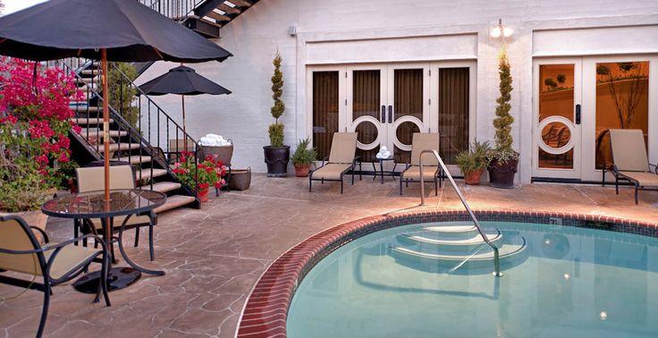 Montecito Inn - Santa Barbara, California