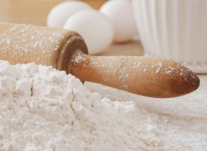 25 Vintage Baking Tips: Timeless Wisdom--like using cornstarch instead of eggs.