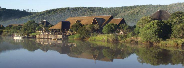 River Lodge   Kariega Game Reserve