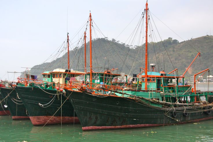 Fishing Village Hong Kong