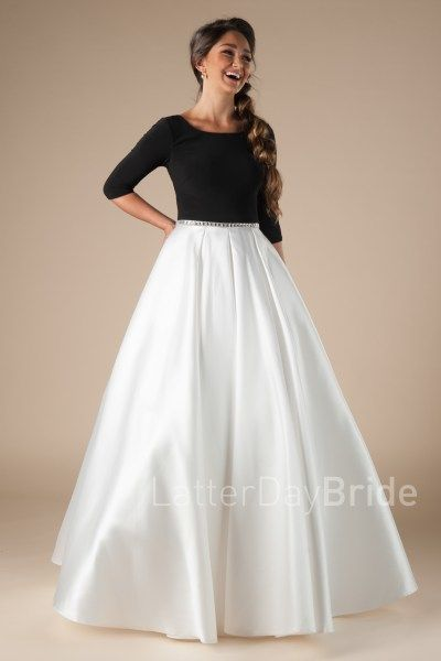 c476e0910a3 modest prom dresses with long sleeves