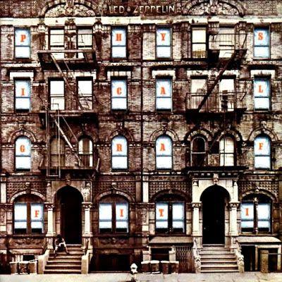 Ηχογραφήματα: Led Zeppelin - Physical Graffiti