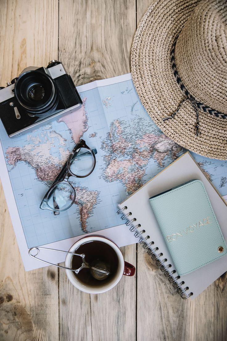 Gehst du für eine Reise? Hier sind alle Objekte, die Ihr Leben retten werden …