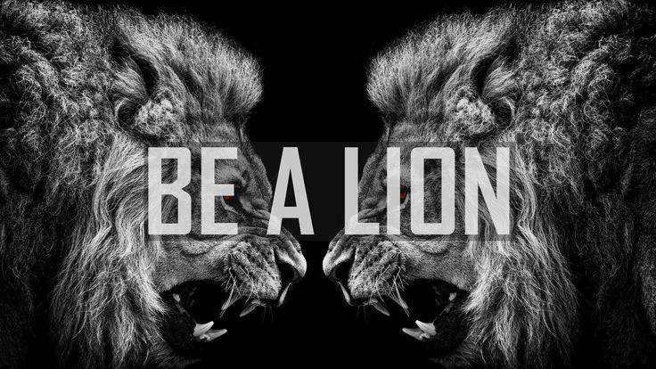 Be a lion [Best of Yo Elliott]