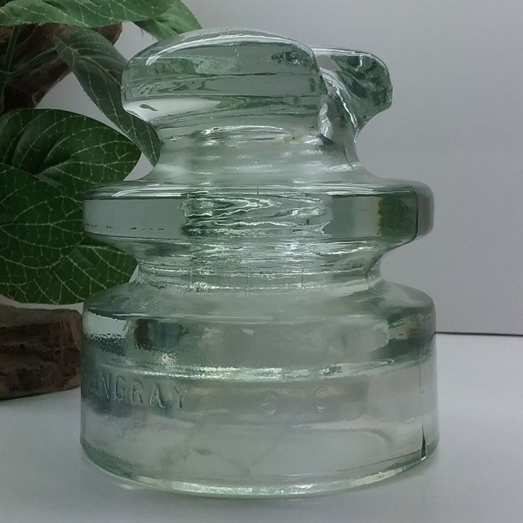 1413 best antique glass insulators images on pinterest for Glass conductors