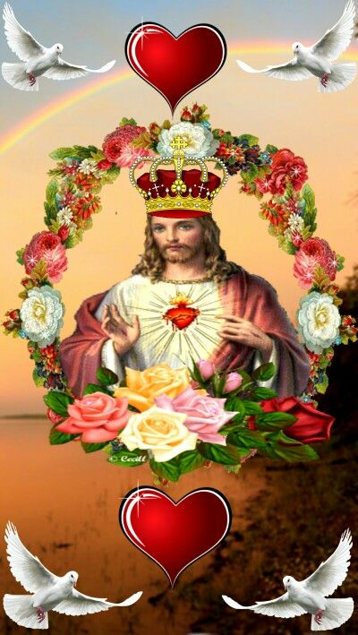 Sagrado corazón de Jesús 3