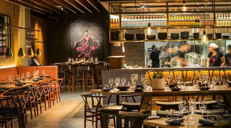 Mamasan Kitchen & Bar - Gold Coast by Space Cubed Design Studio