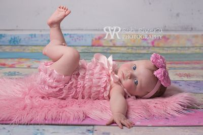 Baby photography - Rebecca, 8 months old II