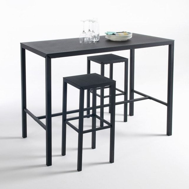 Table Haute Mange Debout Metal Perfore Choe Table Haute Mange Debout Table Haute Mange Debout Metal