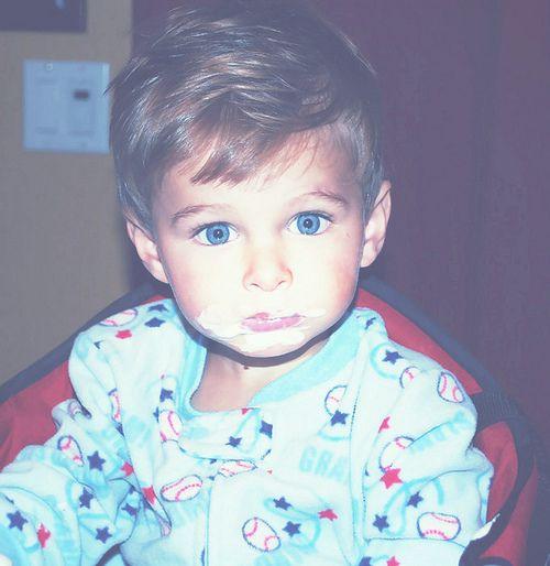 isn't he incredible adorable