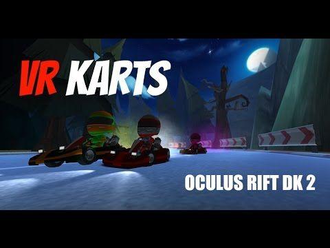 VR KARTS IN OCULUS RIFT DK 2 (DEMO) GAMEPLAY #vr #virtualreality #oculus #oculusrift #gearvr #htcvivve #projektmorpheus #cardboard #video #videos