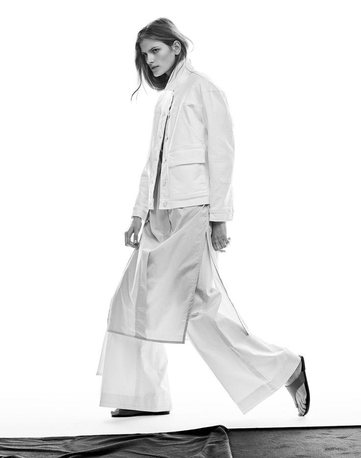 ELLE Sweden February 2017 Signe Veiteberg by Tobias Lundkvist - Fashion Editorials