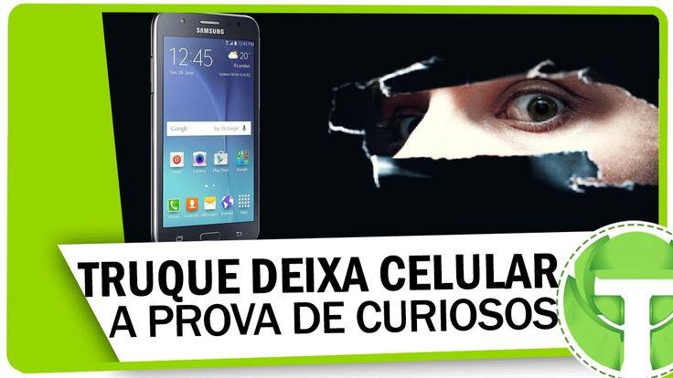 Truque escondido deixa seu celular protegido de curiososhttp://bit.ly/2iyErnK