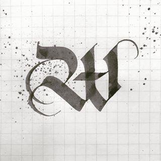 Homestretch! • • #Art #artist #artwork #instaart #calligraphy