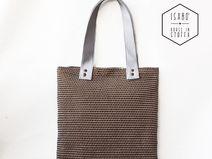 isabo' borse in stoffa Shopper in tessuto d'arredo #1 http://it.dawanda.com/shop/isabo-borse-in-stoffa