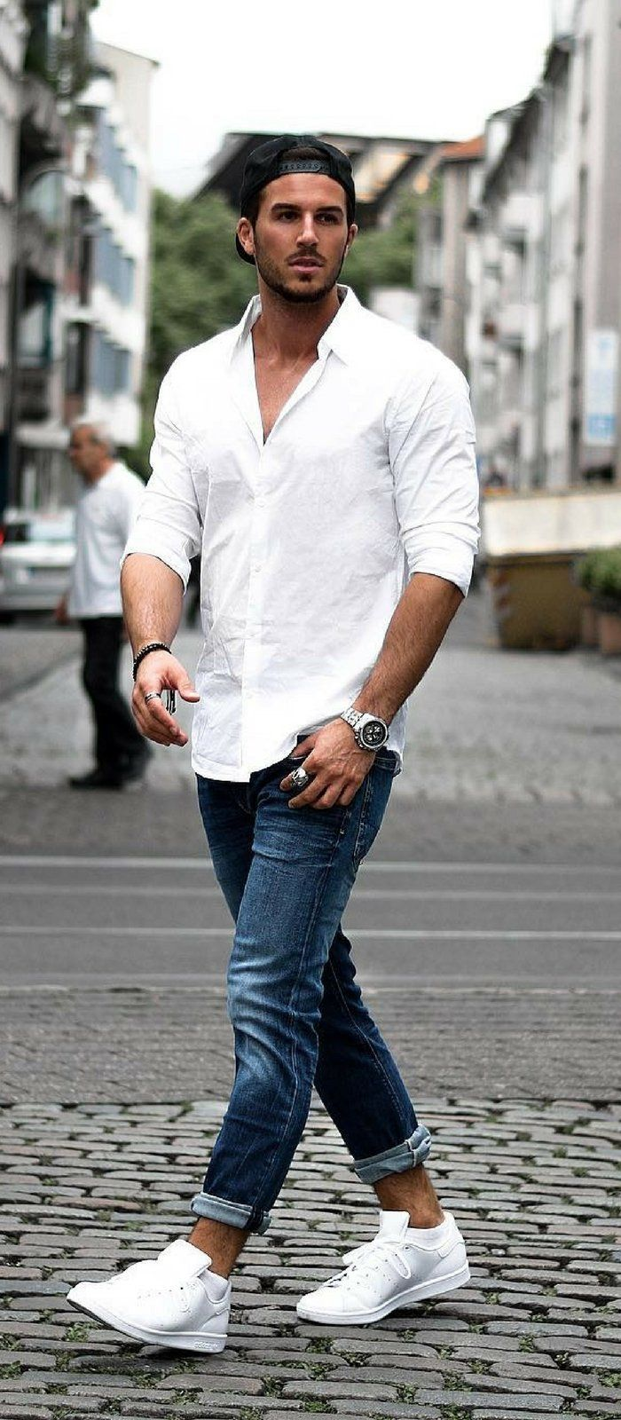 13 Coolest Casual Street Styles For Men Casual street