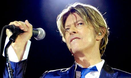 David Bowie performing at the Hammersmith Apollo - David Bowie: The Next Day – review >~:> http://gu.com/p/3e3ab/tw